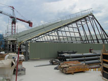 Main Facility - Plant Roof