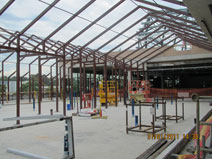 Main Facility, Quadrant 3 Level 2 - PC2 Glasshouse